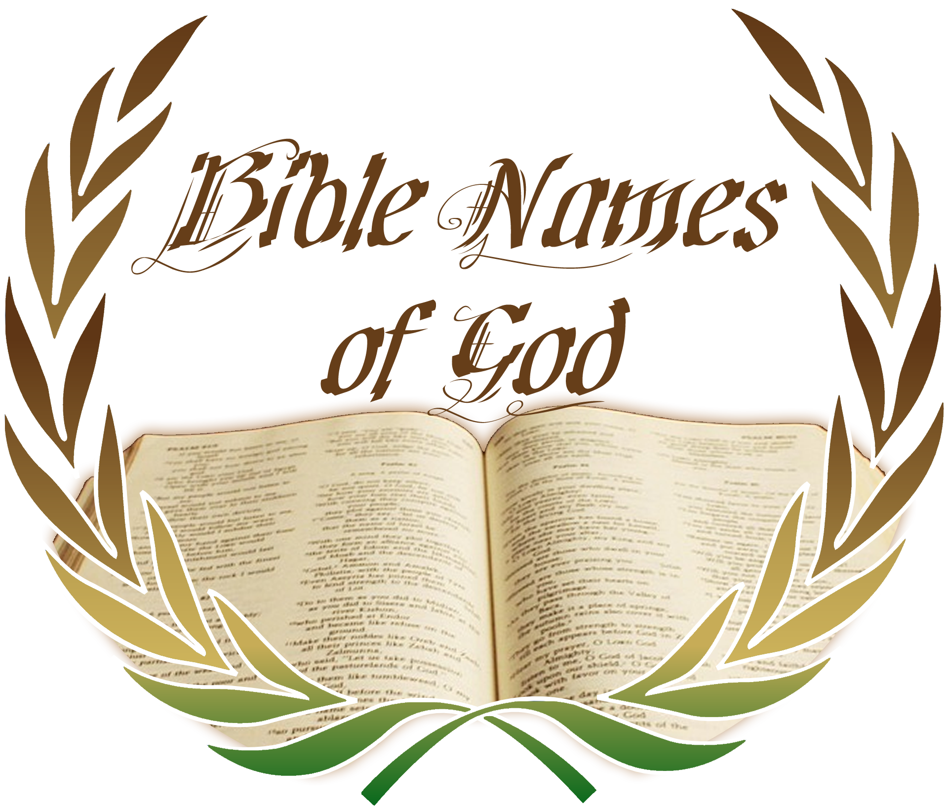 Bible Names of God